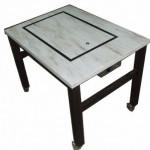 電気式テーブル